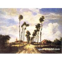 Wholesale 100% Handmade Classic Landscape Oil Painting On Canvas from china suppliers