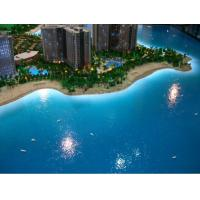 Wholesale Acrylic Lighting Scale Model Scenery For Urban development Model Layout from china suppliers