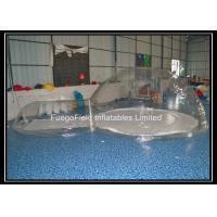 Wholesale OEM Inflatable Bubble Tent with Air Blower for Constant Inflating , Bubble House from china suppliers