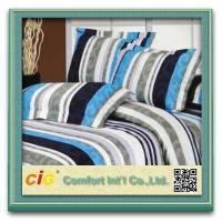 Wholesale 100% Polyester Fabric Bedding Sheets With Flora Printing For Home Textile from china suppliers