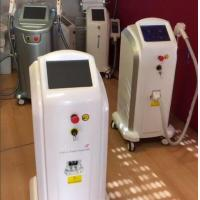 Wholesale Stationary 808nm Diode Laser Hair Removal Machine 1-120J/Cm2 from china suppliers