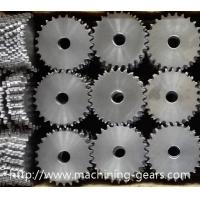 Wholesale Alloy Steel Chain Sprocket Wheel Flat - Top Conveyor Sprockets Abrasion Resistant from china suppliers