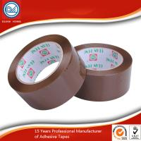 Wholesale Yellowish Water Based Acrylic Adhesive BOPP Packaging Tape for Office / Workshop from china suppliers