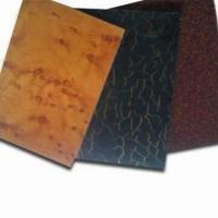 Wholesale HPL-coated MGO Boards, Decorative and Fireproof, Heat Preservation/Sound Insulation, Eco-friendly from china suppliers