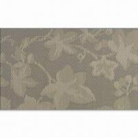 China Vinyl Placemat, Measures 30 x 45cm, Easy to Clean on sale