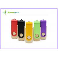Wholesale Colorful Wooden Usb Flash Drive Real Capacity micro memory Pen Drive Pendrive For PC from china suppliers