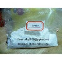 Wholesale CAS 171599-83-0 Cialis Male Enhancer Tadalafil Citrate Powder for Longer Lasting Sex from china suppliers