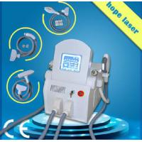 Wholesale Three System Fractional thermal RF + IPL +ultrasound cavitation multifunction machine from china suppliers