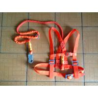 Wholesale White And Orange Safety Belt Protection For Working At Heights from china suppliers