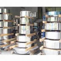 Wholesale Stainless steel strips/coils for bumper, customized length and various surface finishes are accepted from china suppliers