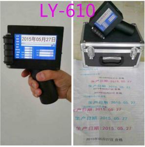 Wholesale energy saving date coding machine/LY-610H/date coding machine from china suppliers