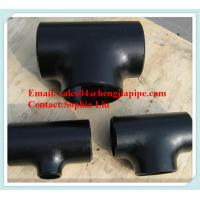 Wholesale CS pipe tee factory from china suppliers
