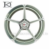 Wholesale 4 Hole Auto OEM Reproduction Wheels , 8 Hole OEM Aluminum Wheels High Strength from china suppliers