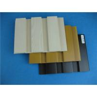 Wholesale Colorful Wood Look Exterior Cladding Wood Plastic Composite Wall Cladding from china suppliers