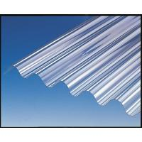 Wholesale Bayer / GE Polycarbonate Sheet , Corrugated Greenhouse Panels High Strength from china suppliers