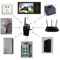 Wholesale Long Transmission Wall Listening Device Wireless Listening System Built In Microphone from china suppliers