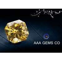 Wholesale Yellow / Green / Garnet Jewelry Moissanite Fancy Cutting Shap from china suppliers