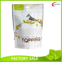 Wholesale PE Laminate 0.1mm Pet Food Packaging Pet Food Bag , Bottom Gusset Image Printed Plastic Bag from china suppliers
