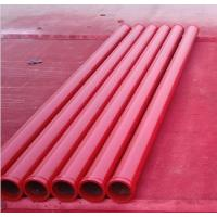 "Wholesale Wear Resistant Concrete Pump Pipe , Concrete Pipe Fittings DN125 5"" 3M from china suppliers"