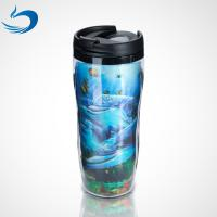 Wholesale Promotional Custom Printing Plastic Cartoon Lenticular 3d Cup 300ml-1500ml Capacity from china suppliers