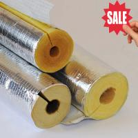 Buy cheap glass wool pipe from China from wholesalers