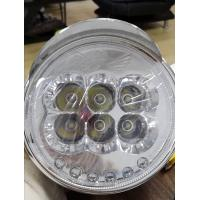 Wholesale Tricycle LED Headlight Electric Rickshaw Parts Bright 501-800W Power Black And White Color from china suppliers