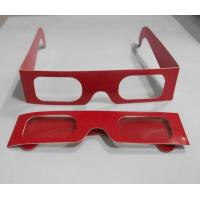 Wholesale Fashional Polarised Paper Chroma Depth 3d Glasses For Celebration OEM from china suppliers