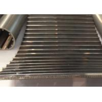 Wholesale Plain Weave SS Wedge Wire Screen Panels Stainless Steel For Iron , Coal , Mining Industry from china suppliers