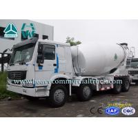 Wholesale Diesel Engine Truck Mounted Concrete Mixers For Construction Site 20 Ton - 60 Ton from china suppliers