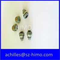 Buy cheap 4 pin 1P series plastic female receptacle PKG from wholesalers