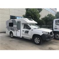 Wholesale Rv / Caravan / Off Road Camper Trailer , Vacation Car Recreational Vehicle Motorhome from china suppliers