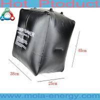 Wholesale Solar shower bag from china suppliers