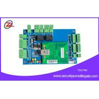 Wholesale Two door Standard TCP / IP access control with one - dimensional code from china suppliers