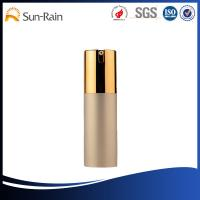 Wholesale 15ml 30ml 50ml Essence Serum Airless Pump Bottle for cosmetics from china suppliers