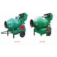 Wholesale Portable JZC350 Electric Engine Concrete Mixer on Sale from china suppliers