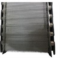 Wholesale Cordweave Metal Wire Mesh Conveyor Belt for baking or conveying small parts from china suppliers