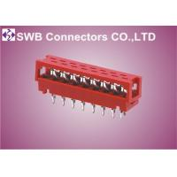 Wholesale 1.27mm Pitch IDC Connectors , Vertical Female Wire to Board Connector from china suppliers