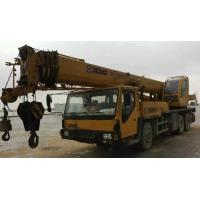 Wholesale second-hand CHINA 2012 Truck crane for sale XCMG mobile crane 50T QY50K-5 from china suppliers