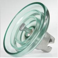 Wholesale 24 kv Anti-Fog Toughened Glass Insulator with glass material and disc insulator and manufactur from china suppliers