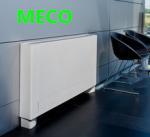 fan convector ultra thin design 130mm depth-520m³/h