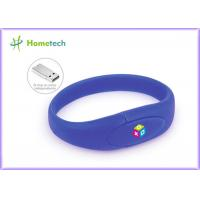 Wholesale Bulk 1gb Silicone Wristband USB Flash Drive Wirstband USB Stick For Promotional Gift from china suppliers