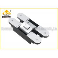 Wholesale 180 Degree 160*28*28*32mm Zinc alloy Adjustable Invisible Door Hinges from china suppliers