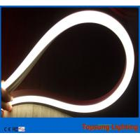 Wholesale 100leds/m 110v square warm white led neon flexible light for garden from china suppliers