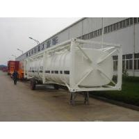 Wholesale Tank Container (White) / Container tanker from china suppliers