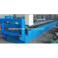 Wholesale 380V 3 Phases Steel Roofing Sheet seam joint Roll Forming Machine / Machinery PPGI Coated from china suppliers