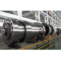 Wholesale High Strength Alloy Steel Forgings Hydropower Spindle Shaft ASTM DIN GB from china suppliers