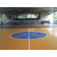 Wholesale ISO,CE Colorful Modular Interlocking Suspended Plastic futsal Court Sports Flooring from china suppliers