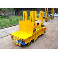 Wholesale PLC automatic controlturning rail ladle car for steel liquid or steel scrap from china suppliers
