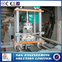 Wholesale 70mm Roller Shutter Door Machine , Fully Automatic Stud And Track Roll Forming Machine from china suppliers