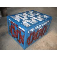Wholesale High Cr White Iron Wear-resistant Castings Liners Packaged by Steel Pallet from china suppliers